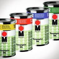 Тампонна фарба для ABS - і SAN-пластиків, полістиролу, жорсткого ПВХ, полікарбонату Tampaplus TPL